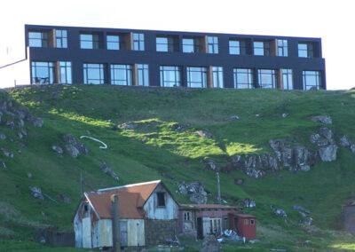 Boliger på kanten, Torshavn