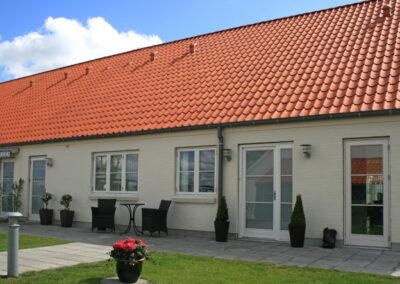 Elstedgaarde, Lystrup