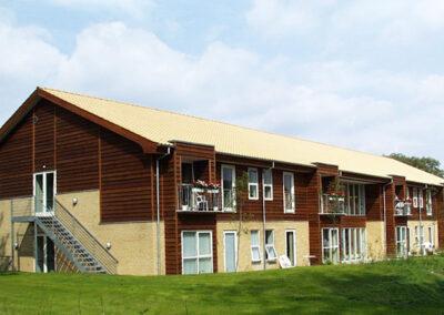 Nymosehave Plejecenter, Gentofte