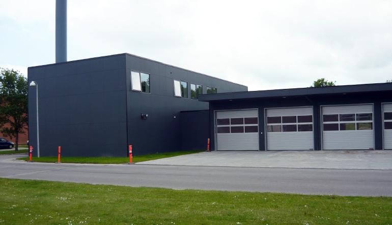 Roskilde Brandvæsen Køg