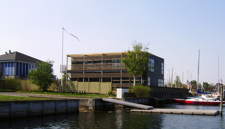 Svanemøllehavnen København Ø