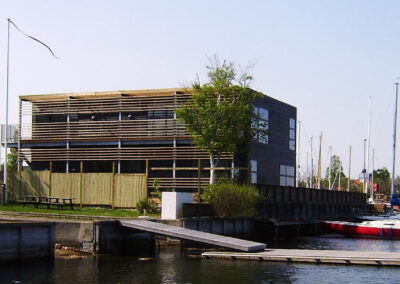 Svanemøllehavnen A/S, København Ø