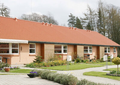 Seniorbofællesskabet Åbrinken, Ferritslev
