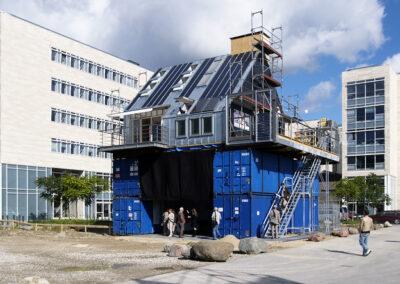 Soltag, Hørsholm