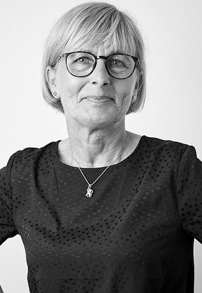 Annette Skarnvad, Administrationschef