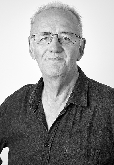 Bob Pulman, Logistikansvarlig