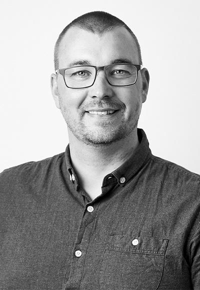 Jannick Rægaard, Projekt-og-byggeleder