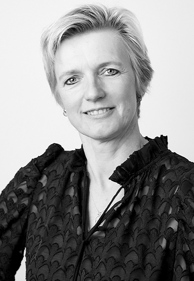 Lise Markussen, Administrativ koordinator